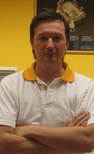 Gergely Pál laborvezető